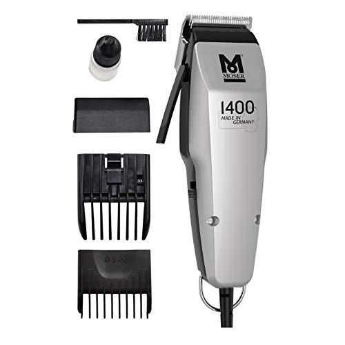 🥇 Moser 1400.0458 Edition 1400 – Cortapelos con cable