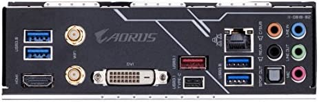 GIGABYTE B450 AORUS PRO Wi-Fi (AMD Ryzen AM4/ATX/M.2 Thermal Guard with Onboard Wi-Fi/HDMI/DVI/USB 3.1 Gen 2/DDR4/Motherboard)