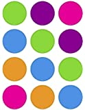 Teacher Created Resources Bright Colors Circles Mini Accents (5113)