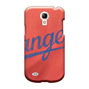 Shock-Absorbing Hard Phone Case For Samsung Galaxy S4 Mini (iJf20743dcDH) Support Personal Customs Vivid Texas Rangers Pictures