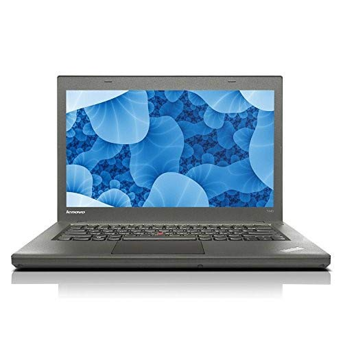 Lenovo Thinkpad T440 Ultrabook, 14 Inch Display, Intel Core 4th Gen i5-4300U 1.9GHz, 8GB RAM, 500GB, USB 3.0, WiFi, Windows 10 Professional (Renewed)