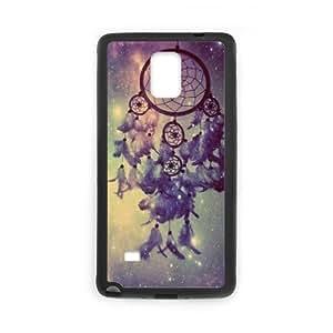 Onshop Custom Dream Catcher Dreamcatcher Pattern Phone Case Laser Technology for Samsung Galaxy Note 4