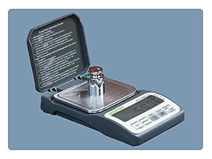 JKD-250 Balanza Portatil, Capacidad 250g Precision 0,05g: Amazon.es: Industria, empresas y ciencia