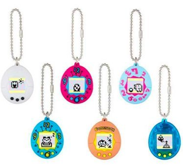 20th Anniversary Tamagotchi Device (SET OF ALL 6 COLORS!)