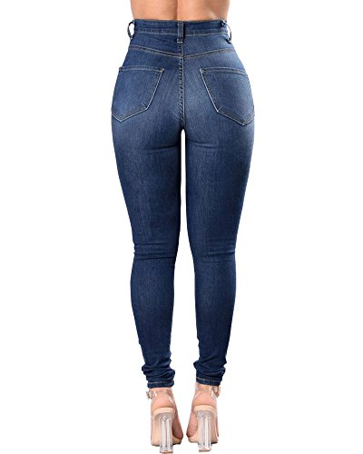 Pants Pantalons Crayon Femme Creux Jeans Casual Leggings Pencil Jeggings Stretch Aspecture Taille Hautes vUpq0dpxw