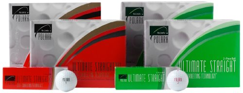 Polara Ultimate Straight Self Correcting Ball (4 Sleeve Combo Pack)