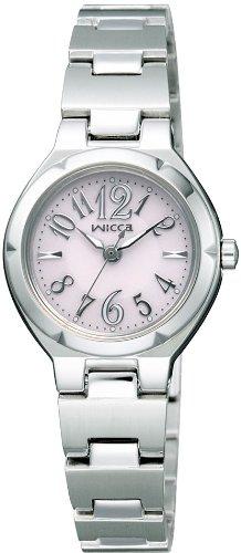 [シチズン]CITIZEN 腕時計 wicca ウィッカ ソーラーテック ベーシックモデル NA15-1722E レディース B004L2JXEW
