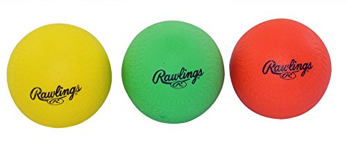 Training Foam Baseballs (Rawlings Hit Trainer Ball (3 Pack))