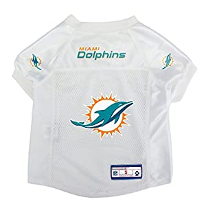 NFL Miami Dolphins Pet Jersey, Medium