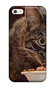 For Iphone 5/5s Phone Case Cover(cat)