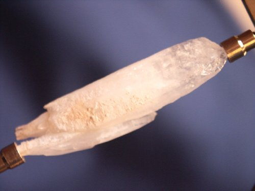 (Double Quartz Crystal Scepter (Colorado), 61225)