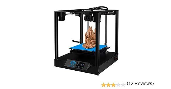 Impresora 3D de dos árboles Sapphire PRO de alta precisión CoreXY Estructura DIY Impresora 3D 220 x 220 x 220 mm Tamaño de impresión con función de reanudación de energía/impresión fuera de