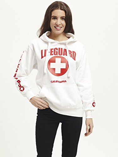 [해외]여성, 청소년 및 소녀를위한 공식적으로인가 된 근 위 기병 구두 Ladies California Hoodie 운동복 의류/Officially Licensed Lifeguard Ladies California Hoodie Sweatshirt Apparel for Women, Teens and Girls