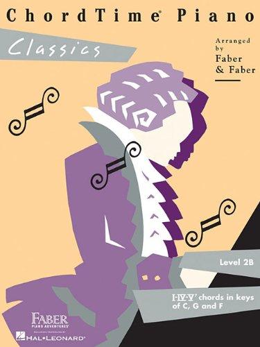 Chords Piano 2 - ChordTime  Piano Classics: Level 2B