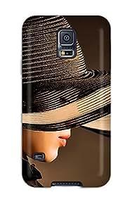 For Galaxy S5 Premium Tpu Case Cover Lucy Liu Twilight Edward Protective Case