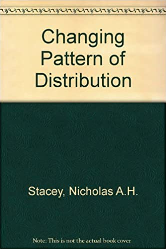 Download online The changing pattern of distribution PDF, azw (Kindle), ePub