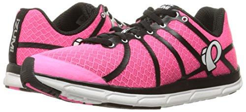 Pearl Izumi Damen P16215001-4SD Neutral-Laufschuh W EM Road N1 V2 Black/Pink