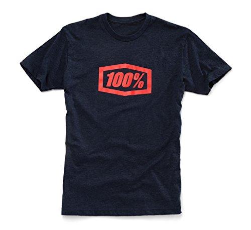 Md azul M hombre de fabricante Tama o marino 100 Camiseta Fr esencial nwaSZ1Fq0