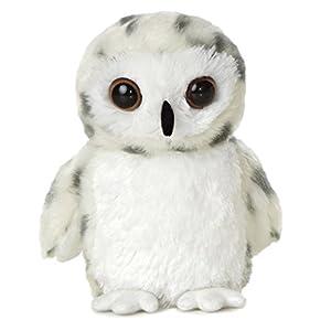 """Snowy Owl 8"""" by Aurora"""