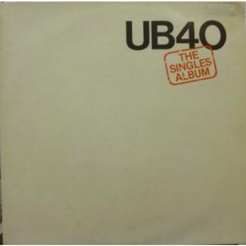 Ub40 - The Singles Album Lp - Zortam Music