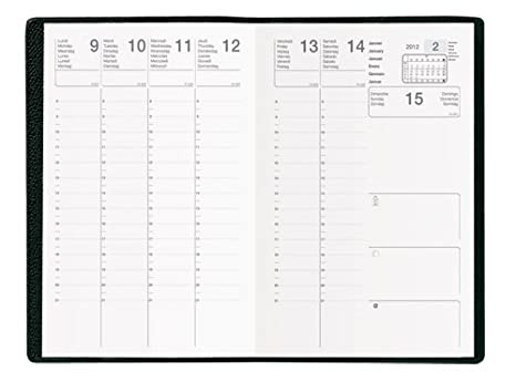 Calendrier 202016 A Imprimer.Agenda Semainier Scolaire 2019 2020 C Noir Format De Bureau 16x24 Cm