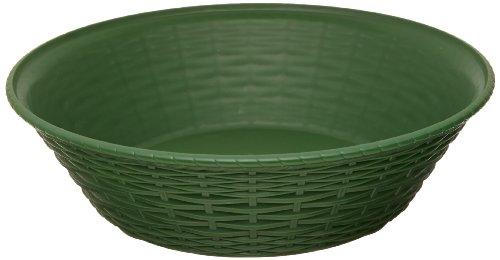 Carlisle 652409 WeaveWear Round Serving Basket, 9