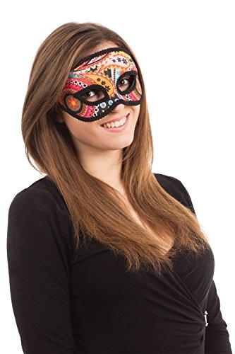 Psychedellic Mask (g/F) (occhio maschere)–unisex–Taglia unica