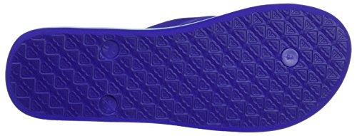 Blau Damen Tahiti navy V Roxy Zehentrenner bright Blue