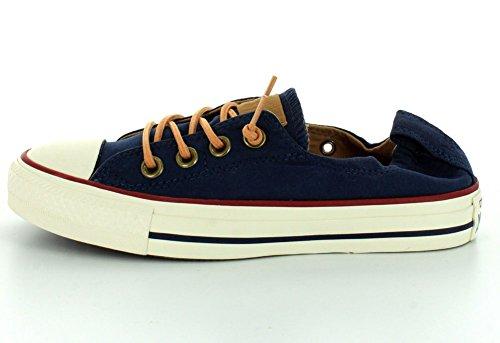 Converse Slittamento Donne Litorale Sul Sneaker Blu / Biscotto / Garzetta