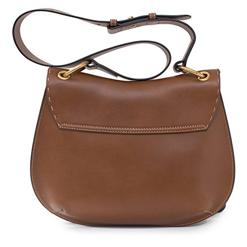 8718bb281dce52 Amazon.com: GUCCI GG MARMONT LEATHER SHOULDER BAG Brown Tiger Authentic  New: Shoes