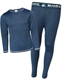 bd026dce4 Boys 2-Piece Performance Thermal Underwear Set
