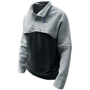 Bob Dale 63 - 1-71p-xl Premium Pearl correa de piel Para soldadores de manga capa chaqueta, talla XL, color gris: Amazon.es: Amazon.es