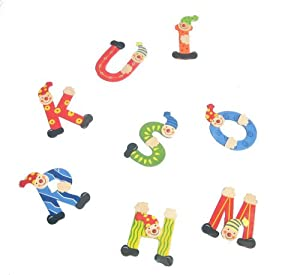 Colourful Wooden Alphabet Letters For Rooms / Doors / Walls. Great Door Name. Letter W  sc 1 st  Amazon UK & Colourful Wooden Alphabet Letters For Rooms / Doors / Walls. Great ... pezcame.com