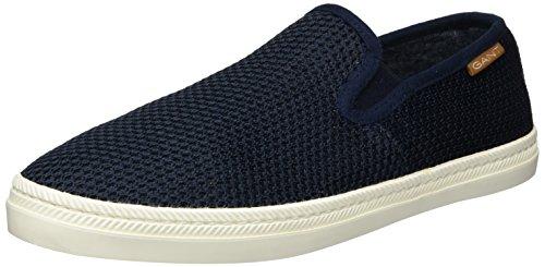 Di marine Men's Pantofole top Blue Gant Delray Low qpnBxOza