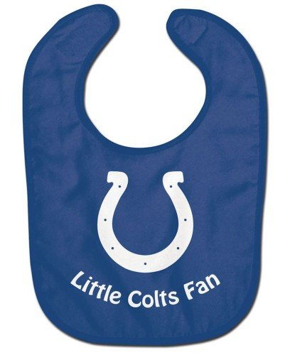 WinCraft NFL Indianapolis Colts WCRA2048114 All Pro Baby Bib
