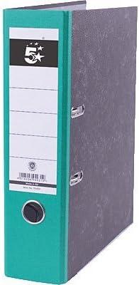 Spine 80/mm Green 5/Star 794931/Files