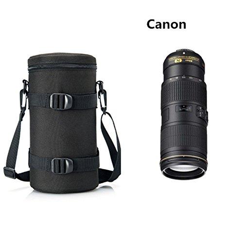 SAFROTTO Camera Lens Case Lens Pouch Bag for Tamron/Nikon/Conon/Sony70-200mm/Sigma 180mmf2.8