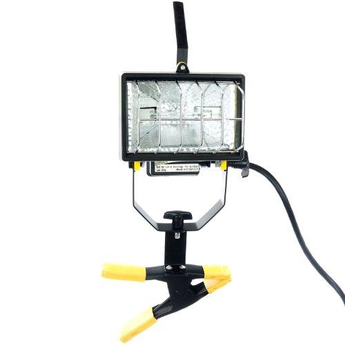 Sunlite 04371-SU QF150 150-watt Q150/T3 Clamp On Halogen Work (Halogen Clamp)