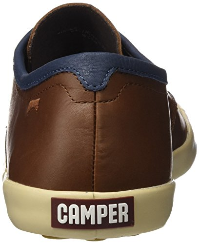 Camper Brown Marrone Uomo medium Basse Scarpe Ginnastica Pursuit 011 Da rxnS8Bqr6