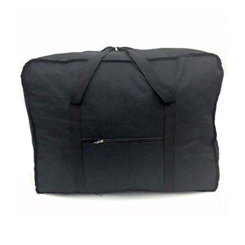 New Black 32'' Light-weight Travel Bag Holds 70 Lbs