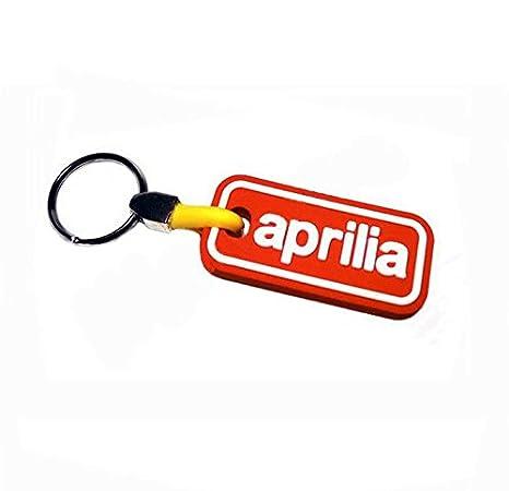 Amazon.com: Aprilia 3D Rubber Key Ring: Automotive