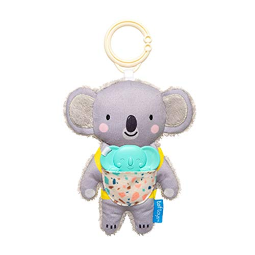 Taf Toys Kimmy The Koala Baby Activity and Teething Toy with Multi Sensory Rattle and Textures