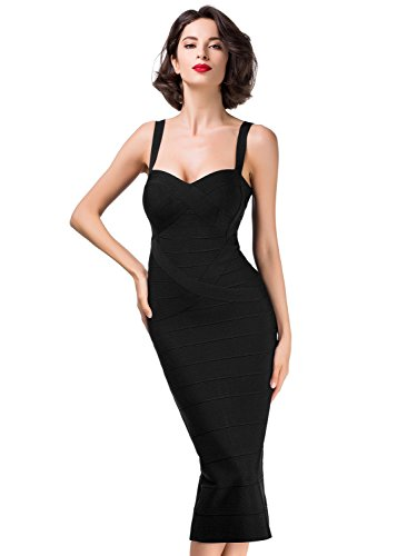 alice-elmer-womens-rayon-knee-bandage-bodycon-party-dress-black-m
