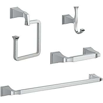 Delta Faucet 75124 Pn Dryden Towel Bar Polished Nickel