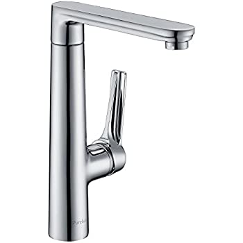 Attractive Purelux Sagittarius Contemporary Design Kitchen Faucet Also Fit For Bar  Prep Sink, Lead Free Made Of Solid Brass, Chrome 10 YEAR WARRANTY