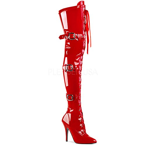 (Pleaser Women's Seduce-3028 Thigh-High Boots)