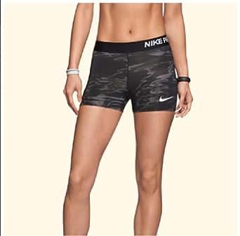"Nike Wmns Pro 3"" Pool Shorts #610757-010 (XS)"