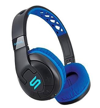 SOUL X-TRA Auriculares inalámbricos con Bluetooth 4.0 para Smartphone (iPhone 7, Samsung Galaxy S8 y Mucho más), Azul: Amazon.es: Electrónica