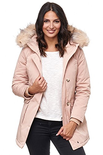 Fell Elara Chaqueta Para Parka helles Mujer Pink Y4qgYr