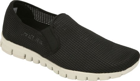 NoSoX Men's Wino Mesh Slip-On Black Mesh Size ...